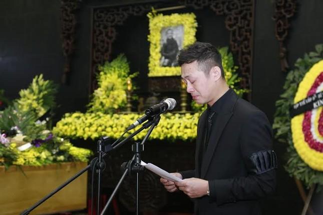 Nghệ sĩ Việt bật khóc.. nén đau thương trong tang lễ Trần Lập - ảnh 7