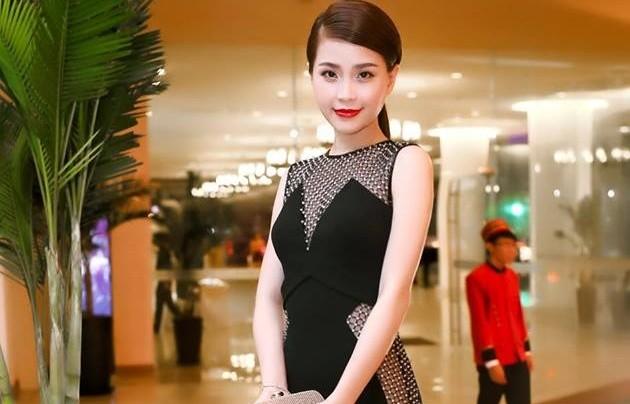 Á hậu Diễm Trang cảm xúc lẫn lộn trước tin mang bầu 3 tháng - ảnh 1
