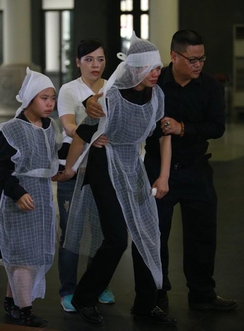 Những hình ảnh tiễn biệt nghẹn ngào ở tang lễ Trần Lập - ảnh 3