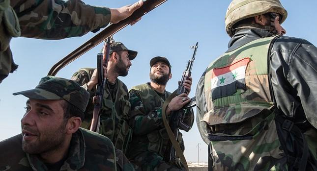 Lý do quân đội Triều Tiên tham chiến hỗ trợ chính phủ Syria - ảnh 1
