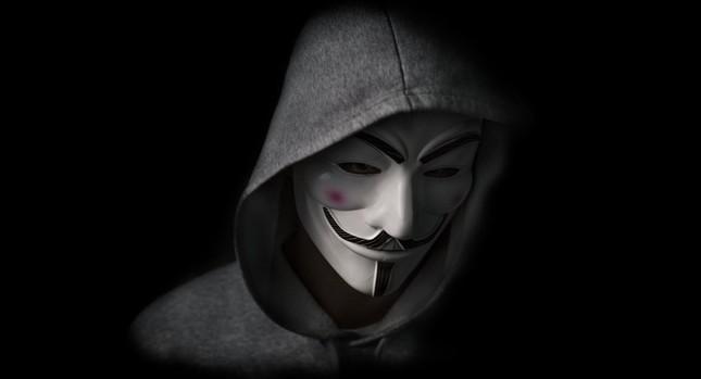 Anonymous thề trả thù khủng bố IS sau vụ đánh bom ở Bỉ - ảnh 1