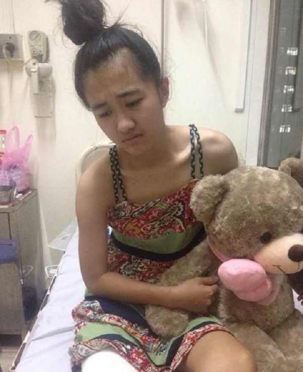 Nữ sinh bị cưa chân: Yêu cầu xử lý hình sự các bác sĩ tắc trách - ảnh 1