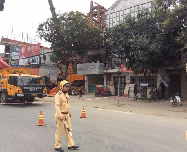 """Hà Tĩnh: CSGT chặn đường để """"đại gia"""" dựng nhà - ảnh 4"""