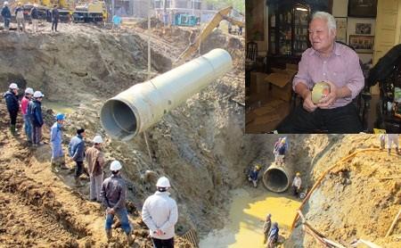 Trung Quốc trúng thầu đường ống nước: Nỗi lo lắng của dân - ảnh 1