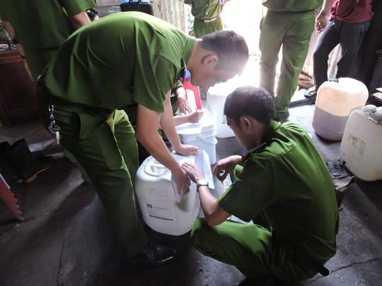 Ớn lạnh cà phê tẩm hóa chất ngay giữa TP Vũng Tàu - ảnh 5
