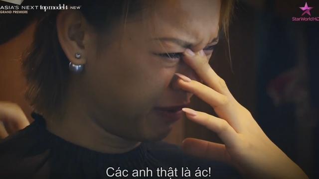 Không bênh vực nổi thái độ của Quỳnh Mai ở Asia's Next Top Model - ảnh 2