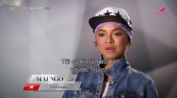 Không bênh vực nổi thái độ của Quỳnh Mai ở Asia's Next Top Model - ảnh 4