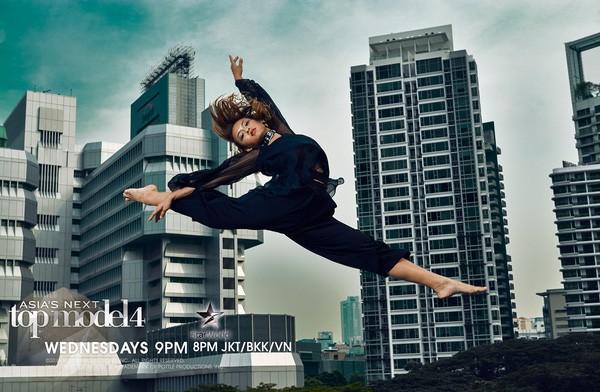 Không bênh vực nổi thái độ của Quỳnh Mai ở Asia's Next Top Model - ảnh 1