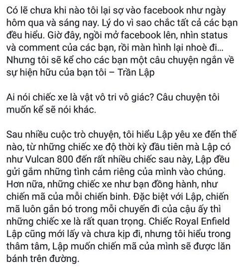 MC Anh Tuấn và câu chuyện ở lễ tang Trần Lập giờ mới kể - ảnh 2