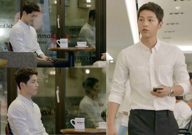 Bảng thành tích 'đáng gờm' của Song Joong Ki 'Hậu duệ mặt trời' - ảnh 1