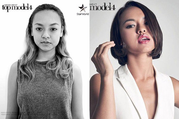 Quỳnh Mai khóc nức nở vì bị cắt tóc ở Asia's Next Top - ảnh 4