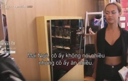 Quỳnh Mai khóc nức nở vì bị cắt tóc ở Asia's Next Top - ảnh 5