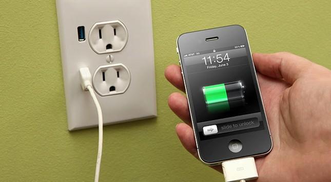 Thời điểm sạc pin tốt nhất cho điện thoại? - ảnh 2