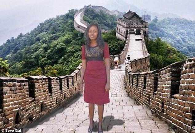 Được đi du lịch Trung Quốc miễn phí do bị chế ảnh quá nhiều - ảnh 2