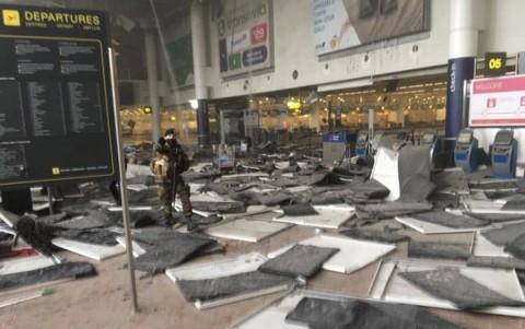 Du lịch Bỉ 'điêu đứng' vì khủng bố liên hoàn ở Brussels - ảnh 1