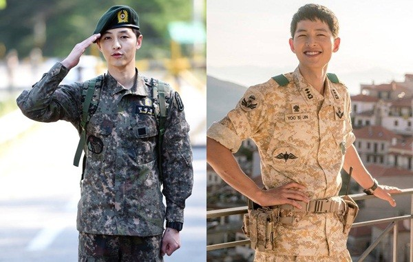 Song Joong Ki và 'bệ đỡ' trở thành hoàng tử màn ảnh châu Á - ảnh 1
