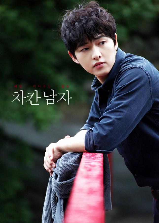 Song Joong Ki và 'bệ đỡ' trở thành hoàng tử màn ảnh châu Á - ảnh 7