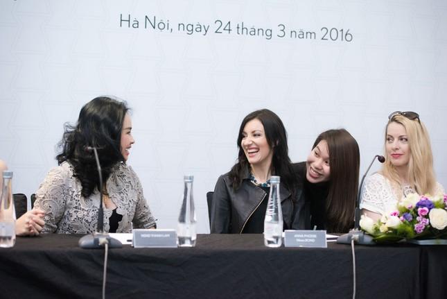 Những người đàn bà đẹp của Bond trở lại Việt Nam vì Phạm Thu Hà - ảnh 5