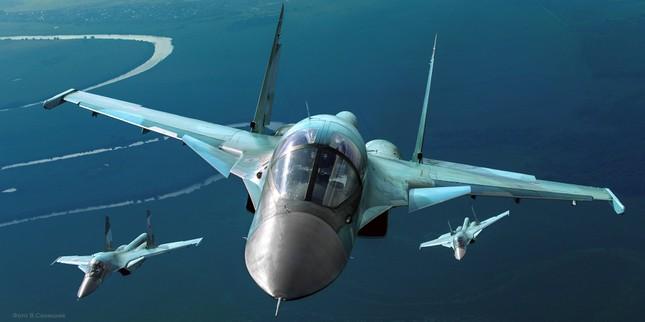 Sức mạnh quân sự của Nga tại Syria như 'khoa học viễn tưởng' - ảnh 1
