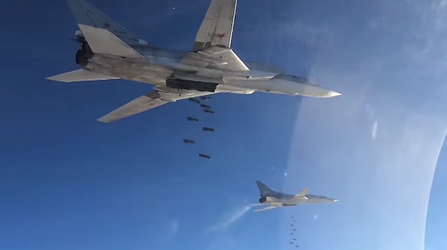 Sức mạnh quân sự của Nga tại Syria như 'khoa học viễn tưởng' - ảnh 2
