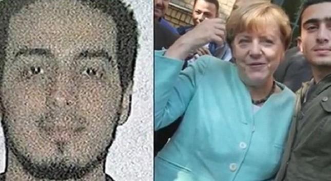 Thủ tướng Đức Merkel từng chụp ảnh với kẻ đánh bom tại Bỉ? - ảnh 1