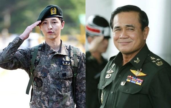 Sở Du lịch Thái Lan mời Song Joong Ki sang gặp gỡ Thủ tướng - ảnh 1