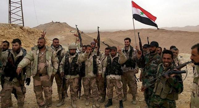 IS thảm bại, quân đội Syria hoàn toàn giải phóng Palmyra - ảnh 1