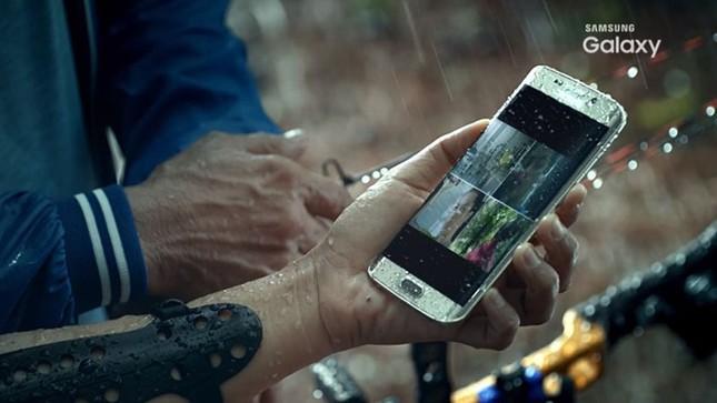 Samsung tung quảng cáo cực 'chất' của Galaxy S7/S7 edge - ảnh 1
