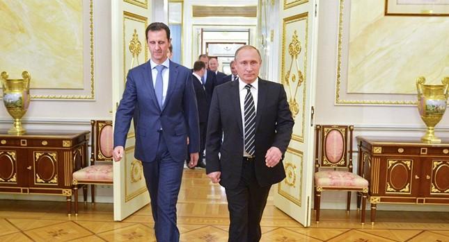 Ông Putin nói gì sau khi quân đội Syria giải phóng Palmyra? - ảnh 1