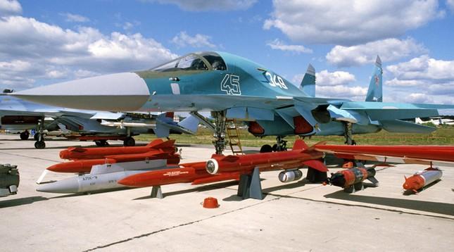 Báo Nga: Việt Nam muốn mua trung đoàn Su-35S trị giá hơn 1 tỷ USD - ảnh 1