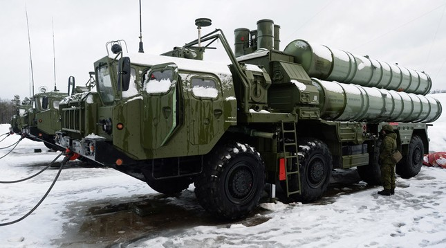 Báo Nga: Việt Nam muốn mua trung đoàn Su-35S trị giá hơn 1 tỷ USD - ảnh 3