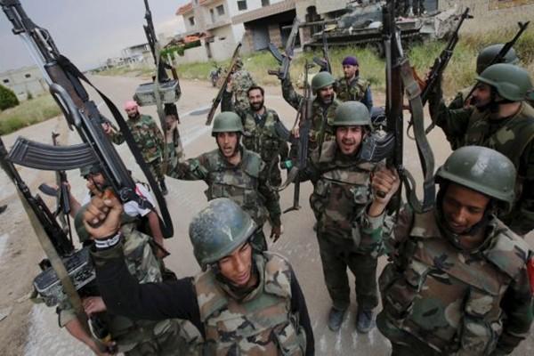 'Sau thất thủ ở Palmyra sẽ là ngày tàn của IS' - ảnh 1