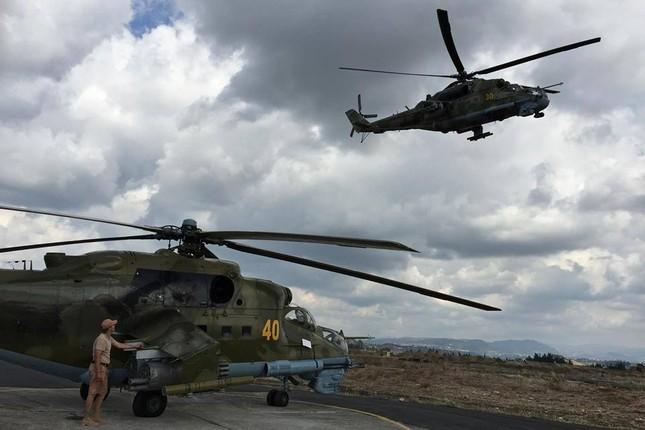 Điện Kremlin: Đặc nhiệm Nga không tiến vào giải phóng Palmyra - ảnh 1