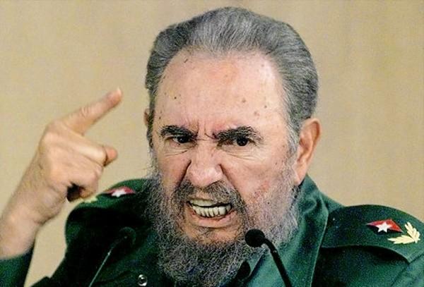 Ông Fidel Castro: 'Cuba không cần quà tặng của người Mỹ' - ảnh 1