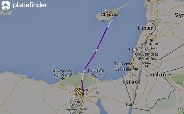 Tin tức mới nhất vụ không tặc cướp máy bay Ai Cập - ảnh 1