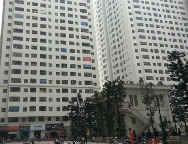 Trạm điện ở chung cư của tập đoàn Mường Thanh phát nổ như bom - ảnh 1