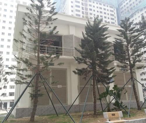 Trạm điện ở chung cư của tập đoàn Mường Thanh phát nổ như bom - ảnh 2