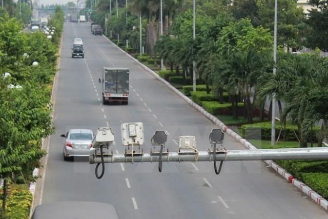 Từ 1/5 'phạt nguội' qua camera trên đường cao tốc Nội Bài-Lào Cai - ảnh 1
