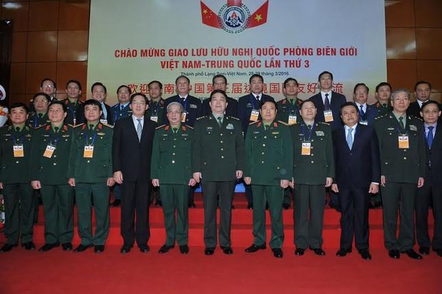 Tướng Trung Quốc: 'Anh em xa không bằng láng giềng gần' - ảnh 1