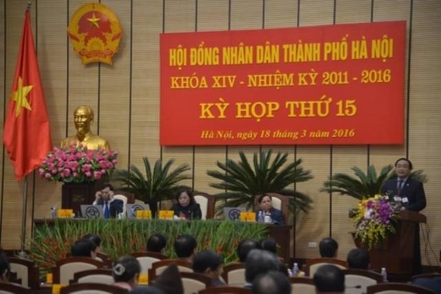 Chủ tịch Hà Nội bổ nhiệm 3 tân giám đốc Sở - ảnh 1