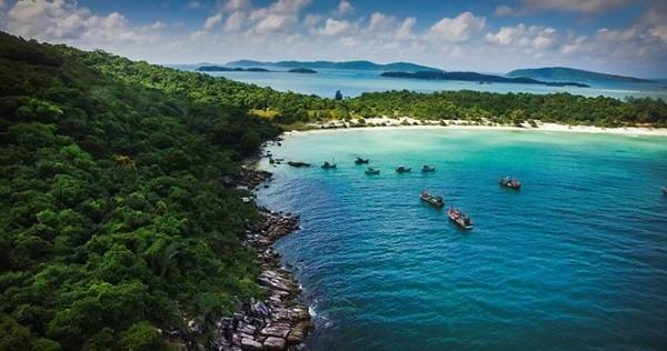Bãi Khem Phú Quốc, 'vương quốc' biển sánh ngang Maldives - ảnh 1