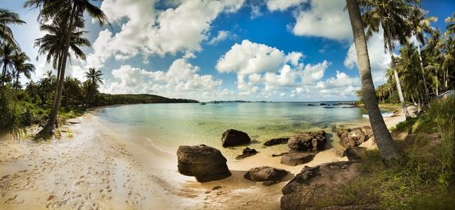Bãi Khem Phú Quốc, 'vương quốc' biển sánh ngang Maldives - ảnh 4