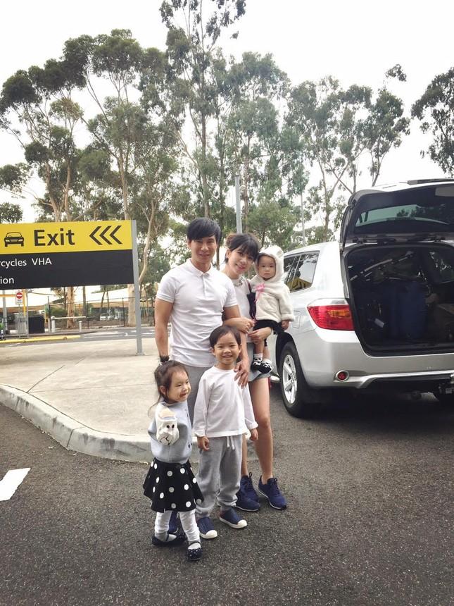Lý Hải - Minh Hà cùng các con du lịch khám phá xứ sở chuột túi - ảnh 3