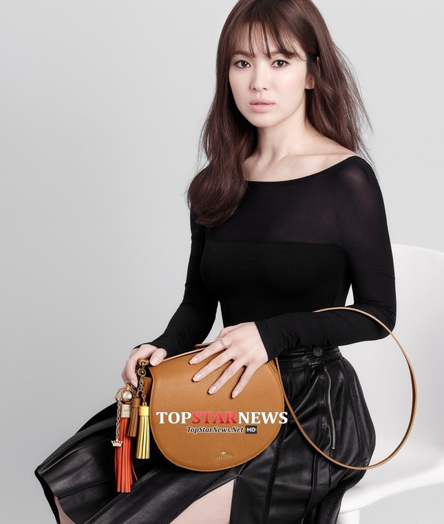Bí mật thú vị về 'nữ thần Hậu duệ mặt trời' Song Hye Kyo - ảnh 3