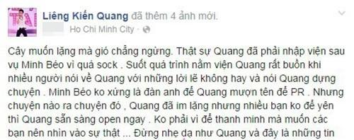 Minh Béo bị bắt và cuộc đời giông bão 'rửa tiền, bị kỳ thị...' - ảnh 7