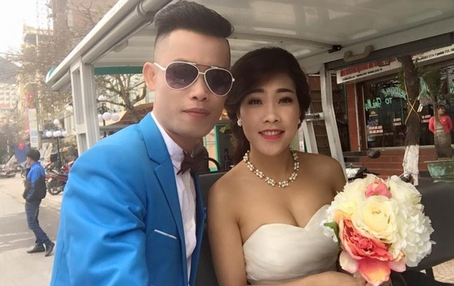 Ngắm cô dâu xinh đẹp chuẩn bị lên xe hoa làm vợ 3 Hiệp Gà - ảnh 1