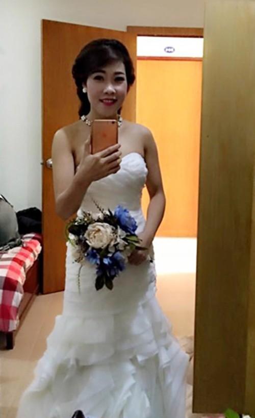 Ngắm cô dâu xinh đẹp chuẩn bị lên xe hoa làm vợ 3 Hiệp Gà - ảnh 2