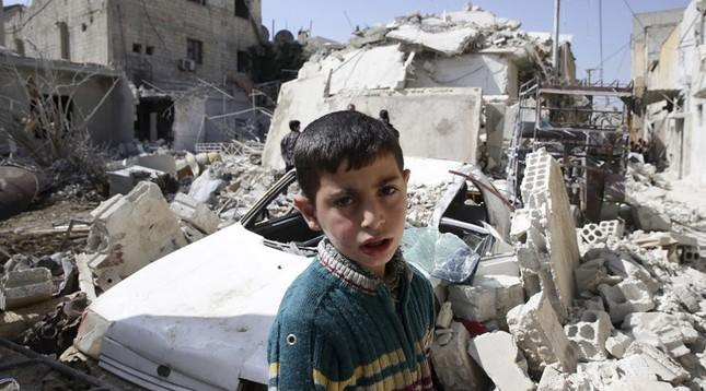 Lệnh ngừng bắn ở Syria bị vi phạm 31 lần trong 3 ngày - ảnh 1