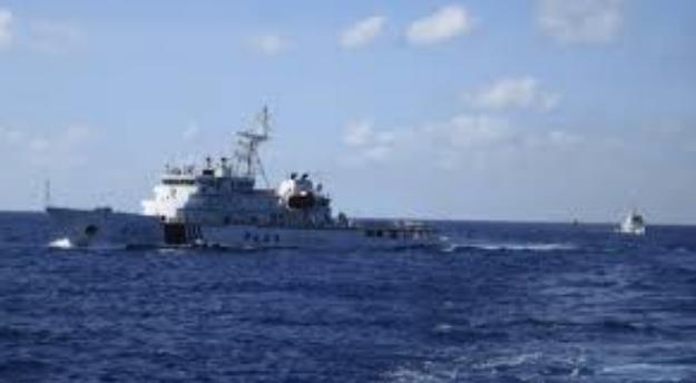 Trung Quốc rút tàu khỏi bãi Hải Sâm ở Trường Sa - ảnh 1