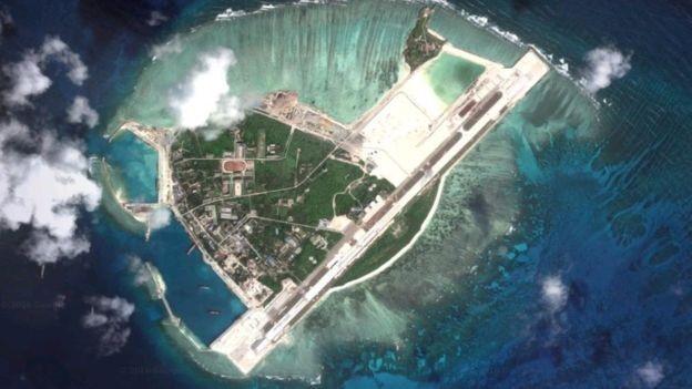 Lính Trung Quốc đóng dày đặc ở đảo Phú Lâm - ảnh 1